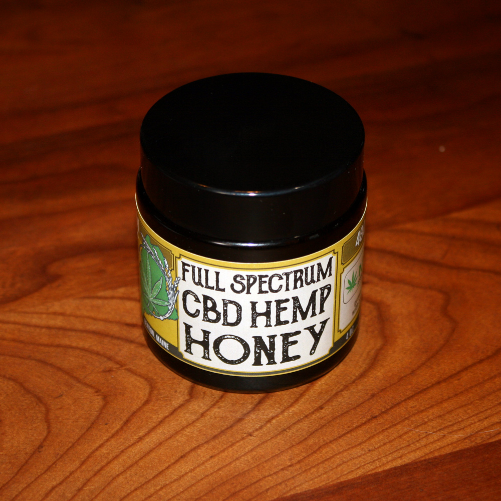 CBD Hemp Honey